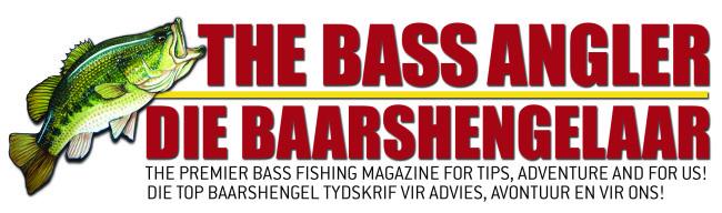 Bass Angler Logo-Slogan